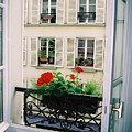 Paris Day Windowbox by Nadine Rippelmeyer