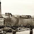 Paris Days by John Rizzuto