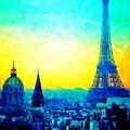 Paris De Mes Reves by Michelle Dallocchio