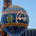 Paris-eifel Tower-las Vegas by Neil Doren