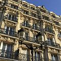 Paris Facades by Frank DiMarco