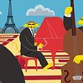 Paris Kats - The Coolkats by Darryl Glenn Daniels