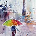 Paris by Kovacs Anna Brigitta