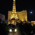 Paris Las Vegas by Julie Niemela