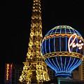 Paris Las Vegas by Kimberly Hill