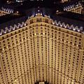 Paris Lights-las Vegas by Roy Slezak