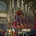 Paris: Notre Dame, 1841 by Granger