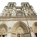 Paris Notre Dame by Benny Marty
