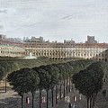 Paris: Palais Royal, 1821 by Granger