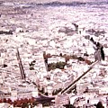 Paris Panorama 1955  by Will Borden