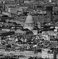 Paris Pantheon by DW Singleton