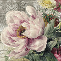 Paris Peony by Mindy Sommers