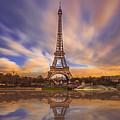 Paris Reflections by Chris Locke