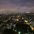 Paris Skyline At Night France by John Shiron