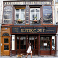 Paris Street Life 2 by Andrew Fare