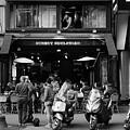 Paris Street Life 4b by Andrew Fare