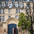 Paris Through Glass 1 by Aaron Jean