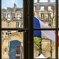 Paris Through Windows 2 by Aaron Jean