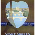 Paris Venice Railway, Orient Express by Long Shot