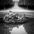 Paris Versailles . by Cyril Jayant