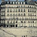 Parisian Building by Olivier De Rycke