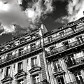 Parisian Buildings by Olivier Le Queinec