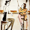 Parisian Cabaret by Melissa Conde