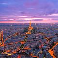 Parisian Nights Paris by Andre Distel