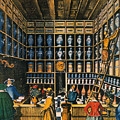 Parisian Pharmacy, 1624 by Granger