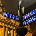 Park Avenue by John Dryzga