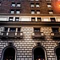 Park Avenue Sunglare by Cheryl Kurman