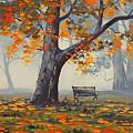 Park Bech by Graham Gercken