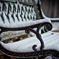 Park Bench by Jill Smith