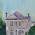 Park Blvd Victorian by Ally Benbrook