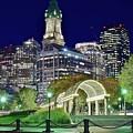 Park Entrance In Boston by Frozen in Time Fine Art Photography