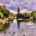 Park Lake by Jeff Townsend