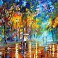 Park Of Pleasure by Leonid Afremov