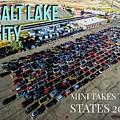 Park / Salt Lake City Rise/shine 1 W/text by That MINI Show