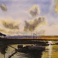 Parker's Boatyard II by Joseph Stevenson