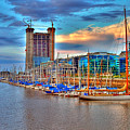 Parking Boat - Puerto Madero by Francisco Colon