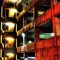 Parking Garage by Aaron Acker