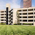 Parking Garage by Robert VanDerWal