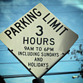 Parking Limits by Michael Riley