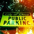 Parking Sign by Phil Bartek