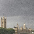 Parliament Blizzard  by Christopher Rowlands
