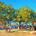 Parmer's Resort At Little Torch Key by Ginger Wakem