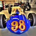 Parnelli At Indianapolis by Josh Williams