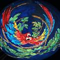 Parrots Go Round by Sue Duda