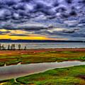 Parrsboro Dawn by Mark Llewellyn