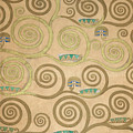 Part Of The Tree Of Life, Part 5 by Gustav Klimt